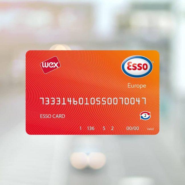 EssoCard-International